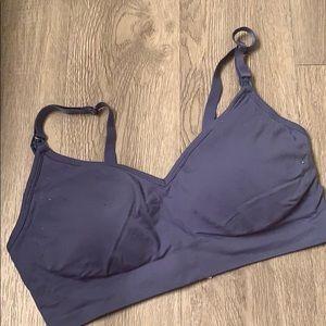 Gilligan & O'Malley - Wire free nursing bra